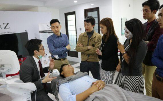 2018 Yangon Anti-Aging Seminar