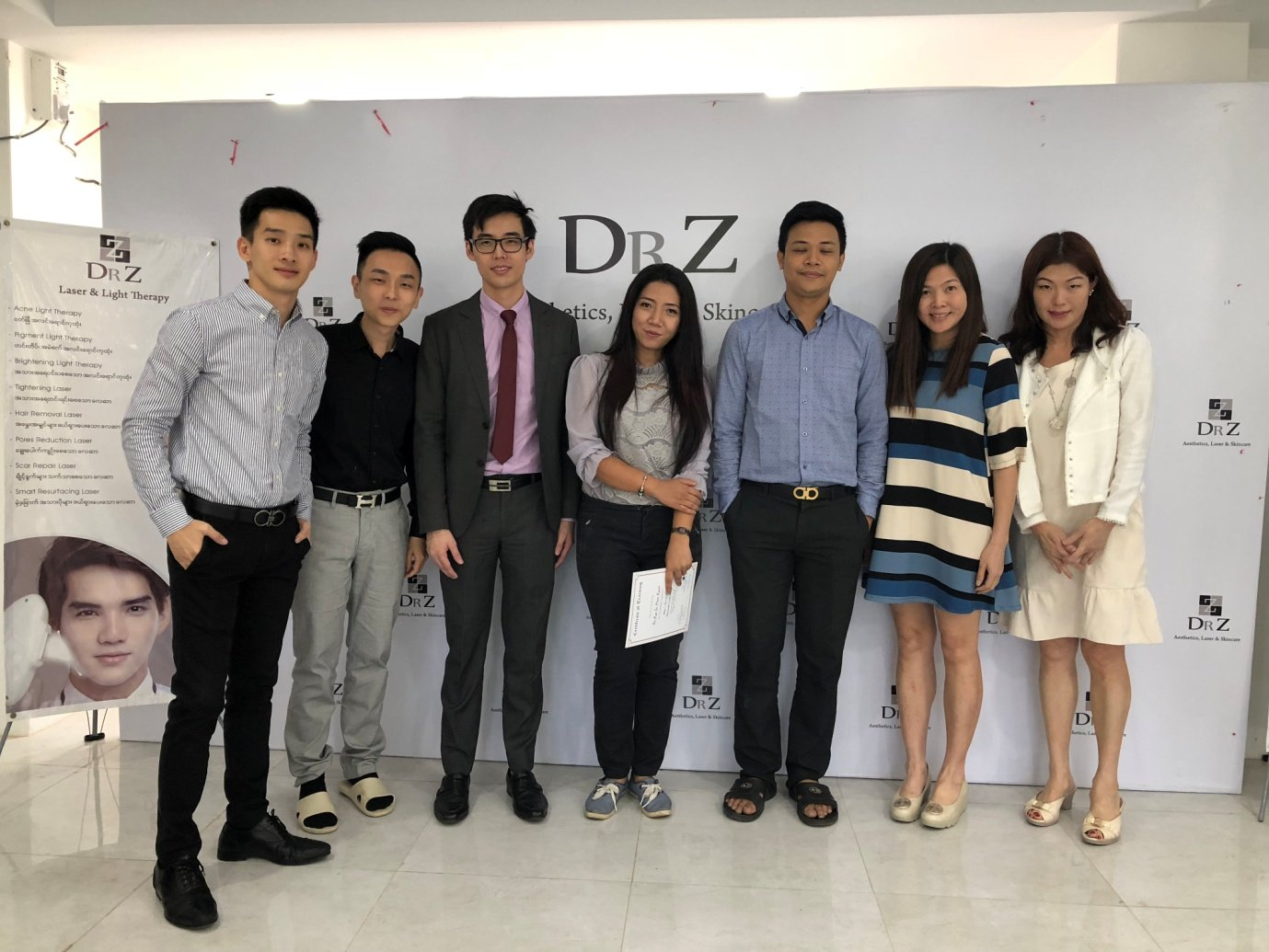 Dr CY Chua, Elogio Asia and DrZ Clinic