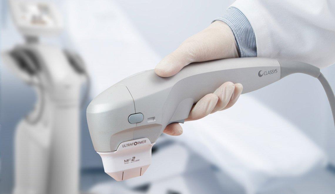 ultraformer handheld device