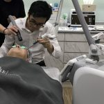 dr cy chua using q-switched laser